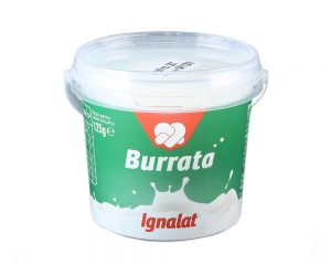 BURRATA 125g OCT 15 3